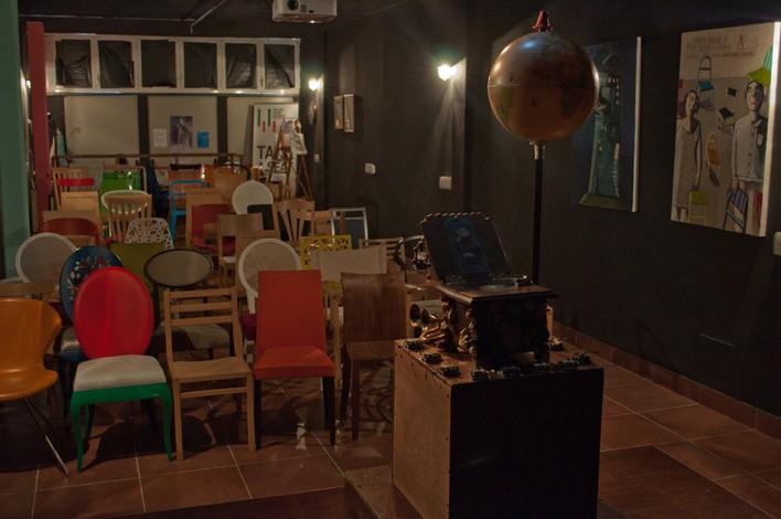 Teatro Le Sedie.Sul Territorio Attività Sociali Eurocase